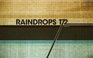 Raindrops: Wallpaper Pack by fudgegraphics
