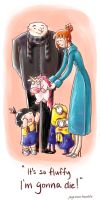 Despicable Me - Stepmother by Jay-Essence