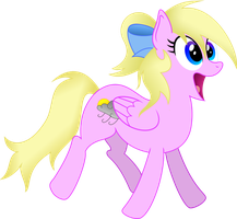baneswolf8364's oc now vectored! by RoccoRocks