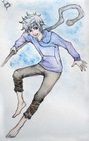 Jack Frost by DietrichAmuster