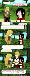 RWBY - Sibling Rivalry by CyberSamurai270