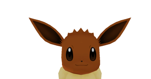 Eevee + DL by Valforwing