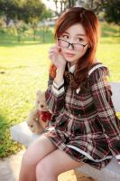 Casual - Summer school by Xeno-Photography