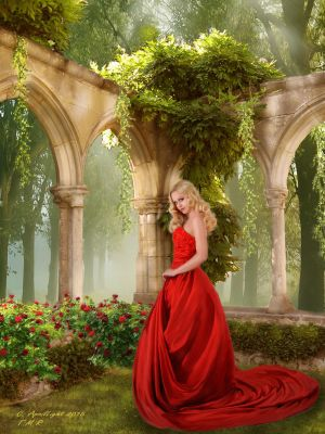 Perfume of Red by AprilLight