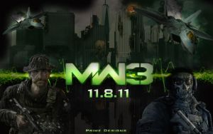 MW3 11-8-11 by P1designs
