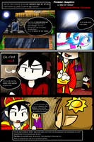 Darkcola Volume 1 Page 1 French by TheMysteriousVampire