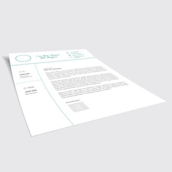 Cover Letter Template by Roberis