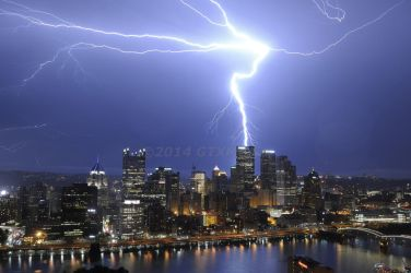 Lightning Pittsburgh - 061814 by GTX-Media
