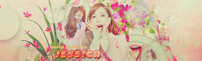 Srcapbook Happy birthday Jessica (18/4) by PinkLiz