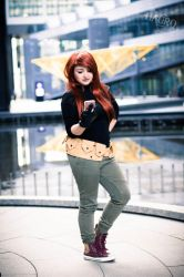 Kim Possible 02 by HauroCosplay