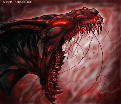 BloodSomething by beastofoblivion