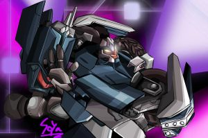 Transformers Prime: Breakdown by SoyaC