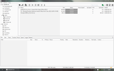 Utorrent skin all grey by marucru