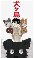 Isle Of Dogs by HURTiii
