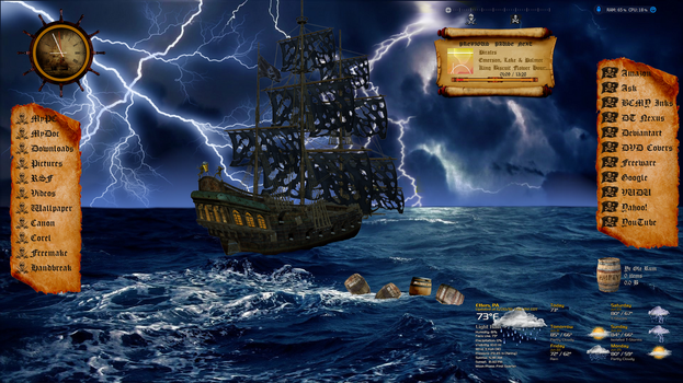 Pirate Ship 1.0 by oldcrow10