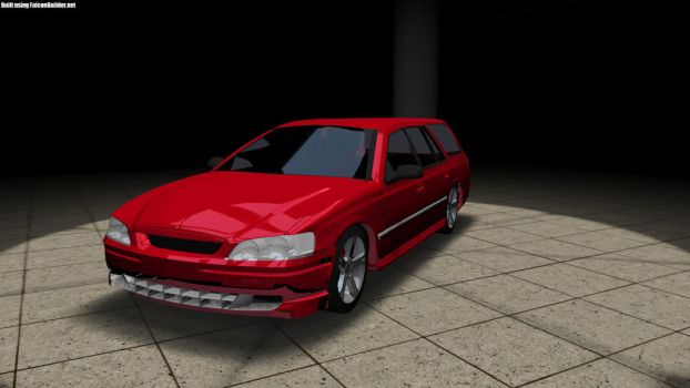 RF1 - 2014 Ford Fairmont Thunderbolt Tourer by RJLightning68