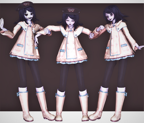 [MMD|DL DOWN] Coraline Jones by SakebiChan12