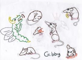 Gibby Draws by WILFRE-IS-AWESOME