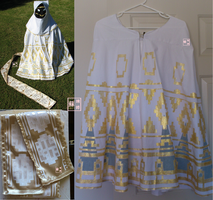 Journey - White Cloak - COMPLETED by GypCPixC