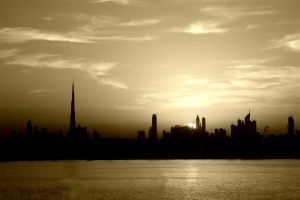 Dubai HD Wallpaper by DarkMatter89