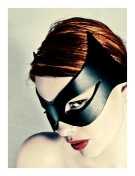Catwoman. by jerney