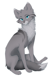 Cinderpelt by Snowy-Owl-Of-Dawn