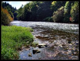 Along the wupper by Crank0
