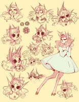 That Nameless Bambi Again by Warlord-of-Noodles