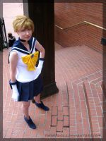 Sailor Uranus by twinfools