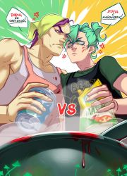 Sourcream VS mayonnaise by Smoxt