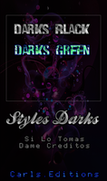 Styles Darks|By Carls.Editions by Carls-Editions