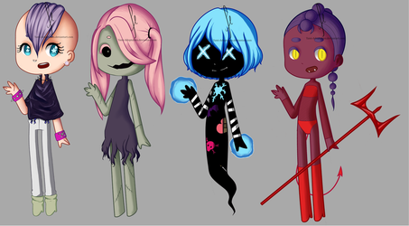 Batch adopts #1 by Yami-Adoptables