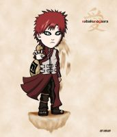Chibi Post-Timeskip Gaara by agl89
