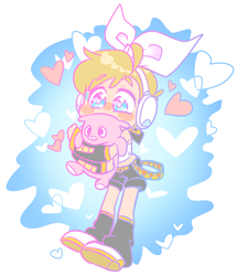 Kagamine Simon by thegreatrouge