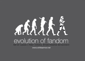 Evolution of Fandom by theCrow65