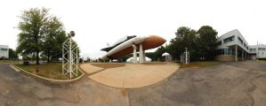 Space Shuttle Panorama by B-JacobDawson