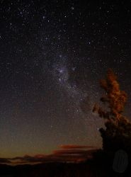 The Centre of the Galaxy by AfricanObserver