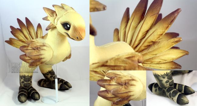 FFXIV Chocobo (pre-orders open!) by MagnaStorm