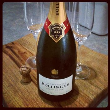 Bollinger by LuluTheroux