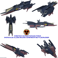 REF Battlecruiser by Chiletrek