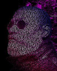 Reconfigured Single Poster - Morpheus by T-Riddle