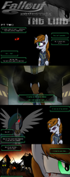 COMMISSION - Fallout Equestria: The Line (Pt 2) by Brisineo
