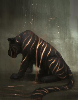 Lava Tiger by JadeMere