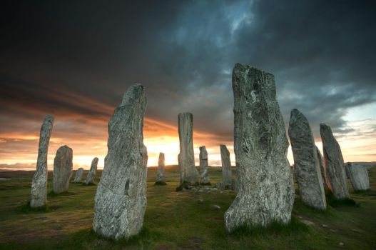 CALLANISH STANDING STONES by KervanoK