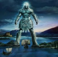 The Colossus by batkya