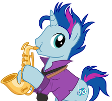 Vector - Bluenote by SketchMCreations