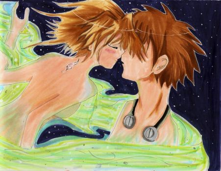 Kiss me Syaoran by maii-mai