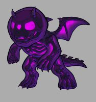Baby Monster by monstrous64