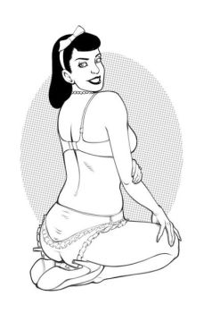 Pinup  by ccicconi