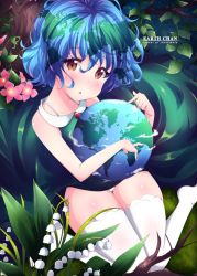 Earth - Chan by Inkspirate